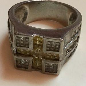 Men's Cubic Zirconium Ring